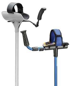 Arthritis crutch